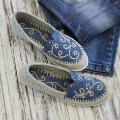 New Crochet Slippers Diy Flip Flops Ideas Crochet Sandals, Crochet Boots, Crochet Slippers, Crochet Clothes, Knit Crochet, Crochet Slipper Pattern, Crochet Patterns, Espadrilles, Diy Crafts Crochet