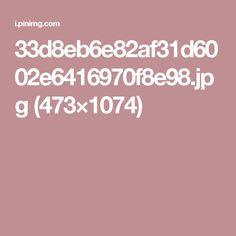 33d8eb6e82af31d6002e6416970f8e98.jpg (473×1074)