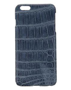 iPhone 6/6S/6 /6S  Case Alligator Blue Jean