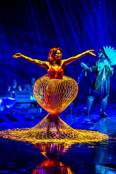 Anything is possible! It's time to see all of the wonderful possibilities. | The Beatles LOVE by Cirque du Soleil
