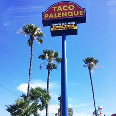 Looks like a great day to stop at Taco Palenque! Thank you, suningmalaga for this amazing picture!  #tacopalenque #discoverthewow http://discoverthewow.com/