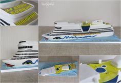 AIDA Cruise Ship for a Wedding - Video Tutorial