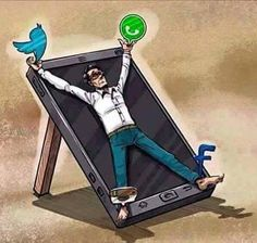 Sosyal medya tutsaklığı
