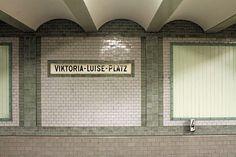 U-Bahnhof Viktoria-Luise-Platz, Berlin, Germany