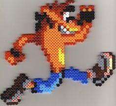 Crash Bandicoot by gaiarage