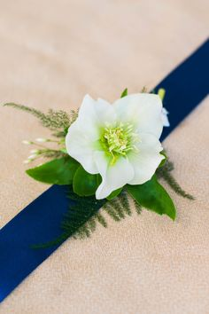 Spring Wedding Buttonholes - Bristol Wedding Florist