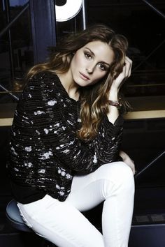THE OLIVIA PALERMO LOOKBOOK