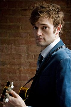 Chris Thile.  Incredibly talented, musical genius, handsome fella.
