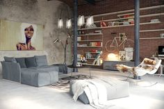 Industrial Conversion, created by FreaK`aZ using 3Ds Max and Corona.