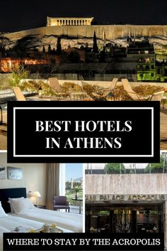 These are the best hotels near the Acropolis in Athens. If you are planning to…: