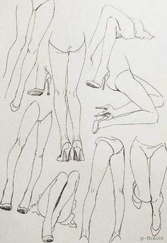 Legs references