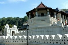 © Fabrice Durand - Temple de la Dent - Kandy - Sri Lanka