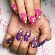 Witch Nails, Special Nails, Jelly Nails, Cute Nails, Hair And Nails, Acrylic Nails, Hair Makeup, Hair Beauty, Nail Polish