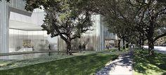 Le musée des Beaux-Arts de Houston au Texas a confié le réaménagement de son campus à Steven Holl.