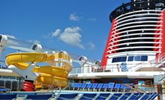 You've heard all the hype about the Disney Fantasy...so now check out these reasons why this loaded new cruise ship is a great idea for EVERYONE in the family - from babies to teens, and yes, even the adults!
