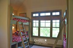 Long Lake Cottage Bunk Room