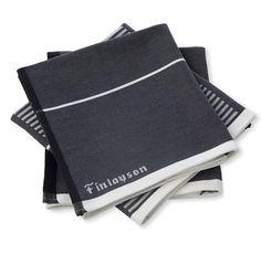 Finlayson Aina-keittiöpyyhesetti Fabric Wallpaper, Kitchen Towels, Gym Bag, Fabrics, Interior, Bags, Kitchen Tablecloths, Handbags, Indoor