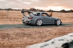The next generation of car builders should take lessons from Matt Hamilton. His Honda S2000 is a great example of what an exceptional build should look like.