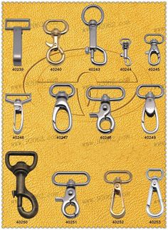 Swivel Hooks 1 1 4 Provided By 92062 Accessories