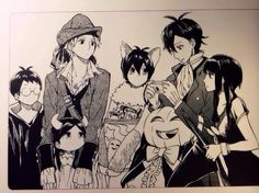 ไปจิ๊กมาจาก weibo ภาพจากปฏิทิน Barakamon ปี 2015 แหละ กรี๊ดดดดดดดดด ฮิโระหล่อมาก เท่มากเลยลูกกกกกกกกกกก Barakamon, Japanese Manga Series, Illustration, Anime, Sleeves, Illustrations