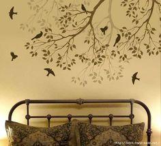 роспись стен с птицами: 14 тыс изображений найдено в Яндекс.Картинках