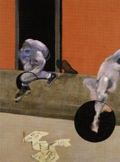 Francis Bacon - Figures in movement