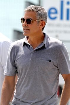 George Clooney in Linford
