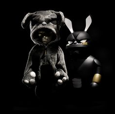 False Friends Blackout by Coarsetoys on http://www.freshcharacters.com