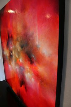I create a diverse range of acrylic works on deep, all-wood panels (black painted edges). My main goal when painting is to create unforgettable, dynamic work. I focus on combining natural elements. Paintings I Love, Seascape Paintings, Colorful Paintings, Art Paintings, Flower Painting Canvas, Painting Edges, Abstract Canvas, Watercolor Artists, Henri Matisse