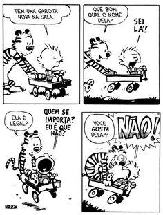Calvin e Haroldo: Tirinha nº 16