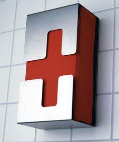 love this first aid box by ulf thomas solbach / radius design.