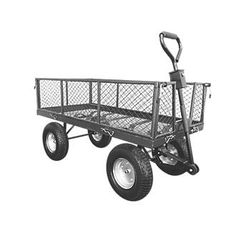 Handy Parts Garden Trolley Large 1400 x 640 x 650mm | Garden Trollies | Screwfix.com