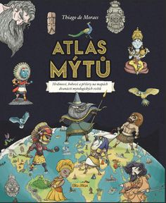 Buy Myth Atlas by Thiago de Moraes at Mighty Ape NZ. Step inside twelve magical mythological worlds. You might wantto take a map.But the maps in Myth Atlas are special: they show how twelve e. Mythological Characters, Atlas, Green Books, Norse Mythology, Got Books, Book Gifts, Date, Mythical Creatures, Werewolf