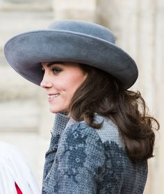 Cambridge, Catherine, Duchess attends the Commonwealth Observance Day Service at Westminster Abbey on March 14, 2016 in London, United Kingdom.