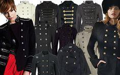 Manteau Militaire et veste duniforme photo