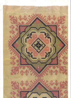 (3) Gallery.ru / Фото #125 - axa - ergoxeiro Cross Stitch Borders, Cross Stitching, Cross Stitch Embroidery, Cross Stitch Patterns, Bargello, Needlepoint, Bohemian Rug, Needlework, Mandala