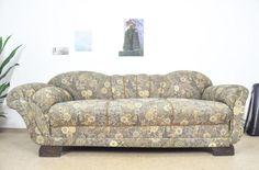 Original Sofa aus den 30er Jahren. Wurde vor 5 Jahren aufwendig und detailgetreu restauriert...,30er 40er 50er Jahre Sofa Kanapee Chaiselongue Couch Antik Retro in München - Altstadt