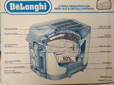 Friggitrice DeLonghi FRIGGIMEGLIO