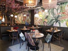Pelle Swinkels, verraste chef Mario Ridder bij Joelia regelmatig met bijzondere smaken. Hieruit ontstond restaurant Ají, waar de smaken uit Zuid-Amerika en Azië de boventoon voeren.
