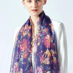 Archívy Šále a šatky - hodváb + polyester - Hodvábne výrobky Modeling, Kimono Top, Bomber Jacket, Jackets, Tops, Women, Fashion, Down Jackets, Moda
