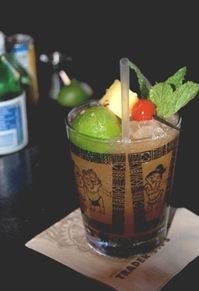 Trader Vic's 1944 Mai Tai recipe.  The most iconic tiki drink of all.  Here's how to make one!