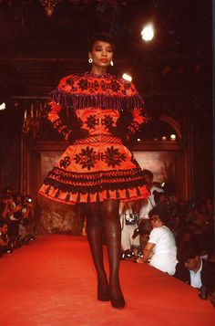 Christian Lacroix Haute Couture Fall-Winter 1987