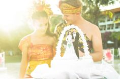Wedding in grand mirage resort, bali