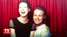 Caitriona Balfe and Sam Heughan | Everything Outlander (2014) TV Series