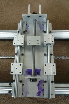 Picture of Z-Axis Assembly