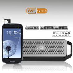 Compatible con CD player, mp3, smartphone y cualquier otro sistema de sonido.