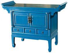 3 Drawer 2 Door Altar Table