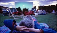 How You Can Host the Fall Outdoor Movie Festival