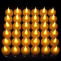 Check this out at Amazon Led Tealight Candles, Old Candles, Flickering Lights, Led Tea Lights, Floating Candles, Candle Lanterns, Tea Light Candles, Night Lights, Scented Candles