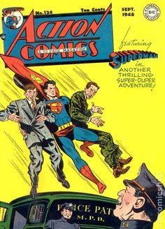 Action Comics # 124